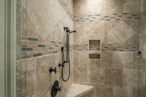 The Plumber, shower, bathroom, low water pressure, shower head